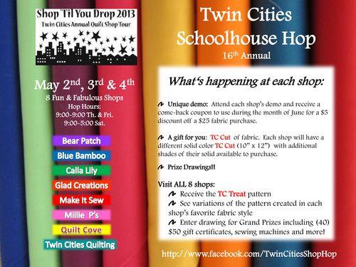 Twin cities shop hop poster 2013 final1
