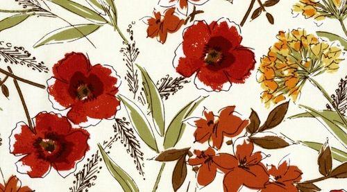 Dear Stella Honey Crisp floral