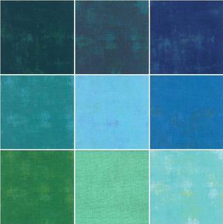 Moda Grunge Blue:Greens.001