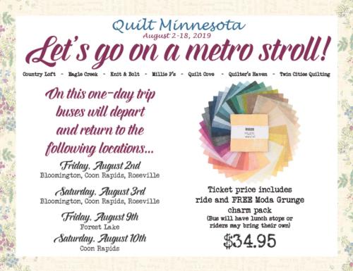 MetroSection Bus Ad