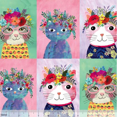 Blend Floral Pets.001